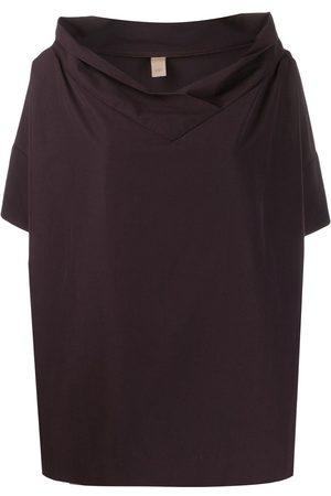 ROMEO GIGLI Women Tops - 1990s oversized collar top