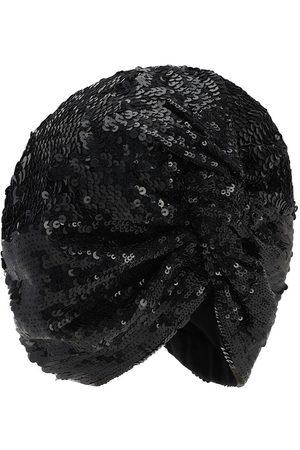 MaryJane Claverol Adele Sequin Turban