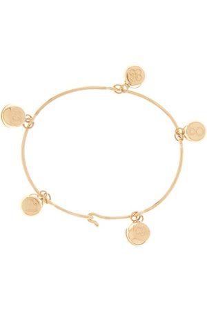 Aurélie Bidermann Grelot Bells 18kt Bracelet - Womens