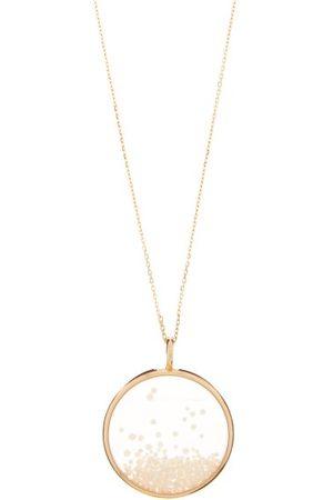Aurélie Bidermann Chivor Large Pearl & 18kt Necklace - Womens