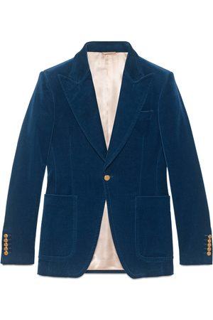 Gucci Velvet formal jacket