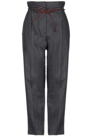Brunello Cucinelli Women Trousers - TROUSERS - Casual trousers