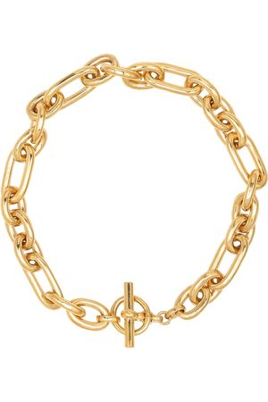 Tilly Sveaas Women Necklaces - Medium Watch 18kt -plated chain necklace