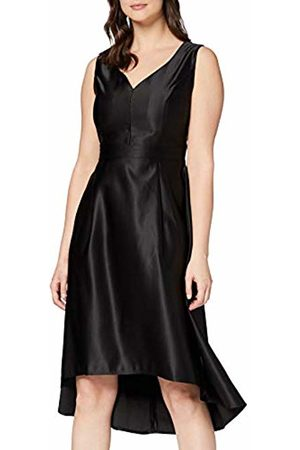 Dorothy Perkins Women's Luxe Satin Sweetheart, Cut Out Back Party and Evening Dresses