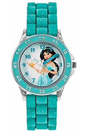 Disney Unisex Adult Analogue Classic Quartz Watch with Rubber Strap PN9008