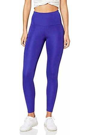 AURIQUE BAL1147 Gym Leggings Women, (Cobalt )