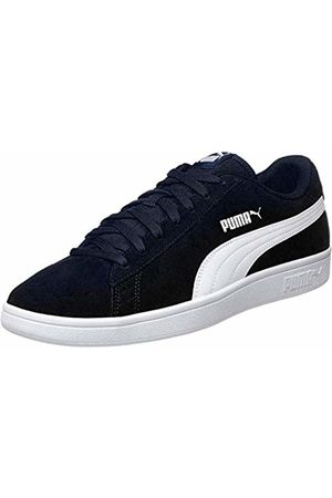 Puma Unisex Adult Smash V2 Low-Top Sneakers, (Peacoat- 04)