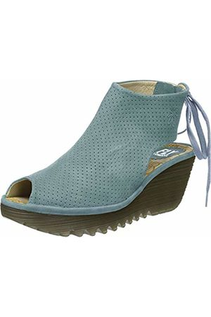 Fly London Women's YPUL799FLY Open Toe Sandals, (Pale 014)