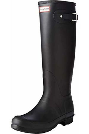 Hunter Women's ORG Tall Warm Lining Rain Boots, ( Blk)