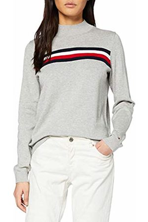 Tommy Hilfiger Women's Jenee Mock-NK SWTR Sweatshirt