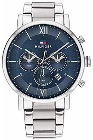 Tommy Hilfiger Men's Analogue Quartz Watch with Stainless Steel Strap 1710409