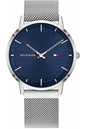Tommy Hilfiger Men's Analogue Quartz Watch with Stainless Steel Strap 1791657