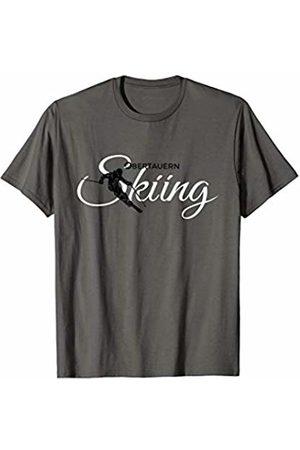 Obertauern Apres-Ski T-Shirts & Gifts for Skiers Obertauern Skiing Winter Sports Skier Apres-Ski T-Shirt