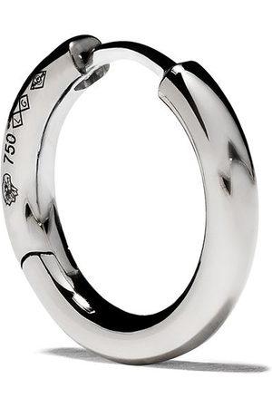 Le Gramme 18kt polished white gold 21/10G Bangle earring