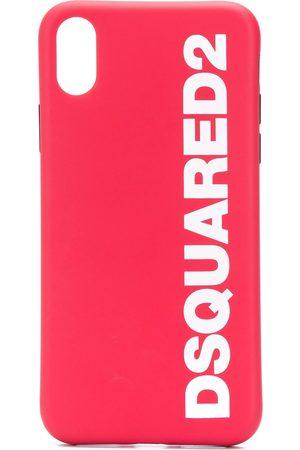 Dsquared2 Logo iPhone X case