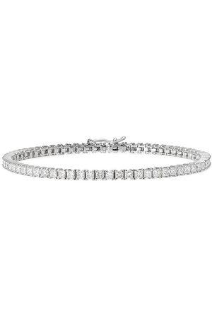 777 18kt gold diamond bracelet - 114 - :