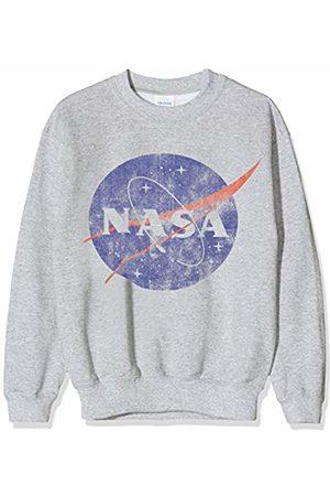 Brands In Limited Boys NASA Classic Insignia Logo Sweatshirt