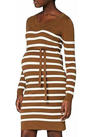 Mama Licious Women's Mlnewanga Nell L/S Knit Dress 2F