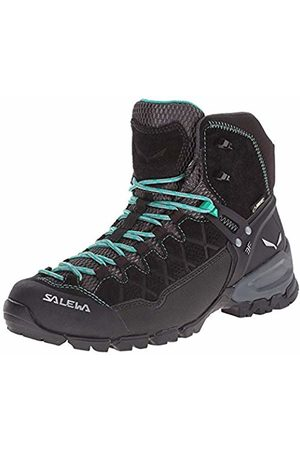 Salewa Ms Alp Trainer Mid Gore-tex, Women's High Rise Hiking Shoes, (0969 Out/agata)