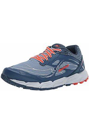 Columbia Women's Caldorado III Trail Running Shoe, (Slate , Dar)