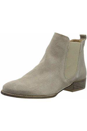 Women's 1 1 25315 24 Leder Chelsea Boots, (Taupe 341)