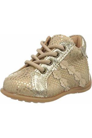 Bisgaard Baby Girls' Smilla Low-Top Sneakers, Off- (Creme 1110)