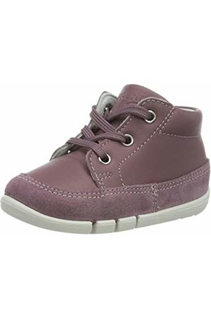 Superfit Baby Girls' Flexy Trainers, (LILA 90)