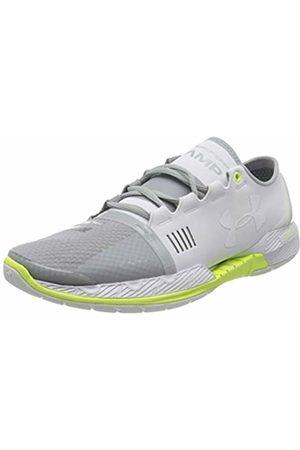 Under Armour Women's Speedform Amp Fitness Shoes, Weiß