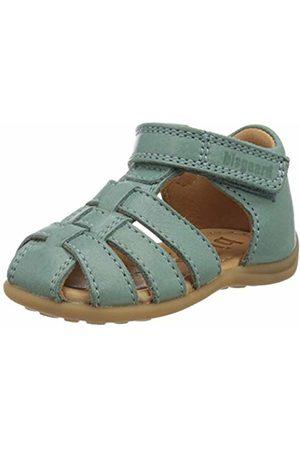 Bisgaard Unisex Kids' Carly Closed Toe Sandals, (Mint 2000)