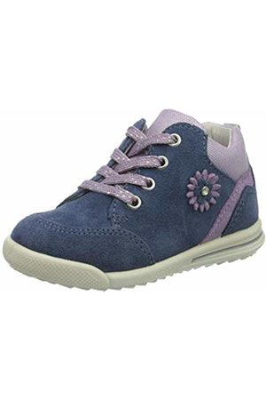 Superfit Baby Girls' Avrile Mini Low-Top Sneakers, ( /Lila 80)