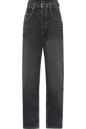 Isabel Marant Gloria high-rise carrot jeans