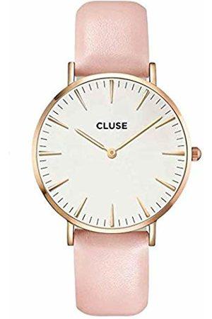 Cluse CL18014 Women's Analogue Quartz Leather