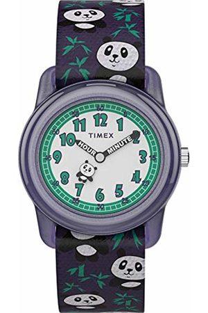 Timex Unisex Child Analogue Classic Quartz Watch with Textile Strap TW7C77000