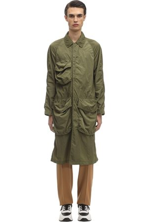 Burberry Thoresby Tech Trench Coat