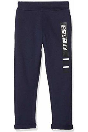 ESPRIT Kids Boy's Rq2300612 Knit Pants Trouser, (Midnight 485)