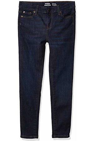 Amazon Essentials Girls' Skinny Jeans Fiona/Dark Wash