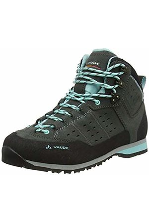 Vaude Women's Dibona Advanced Mid STX Multisport Outdoor Shoes, (Dark Steel 095 095)