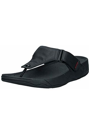 FitFlop Men's Trakk Ii Toe Thongs Open Sandals, (All )