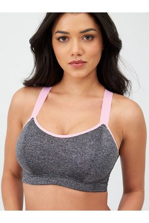 Pour Moi Energy Underwired Lightly Padded Convertible Sports Bra - /