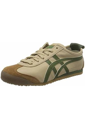 Asics Unisex Adults' Mexico 66 Gymnastics Shoe, /Grass