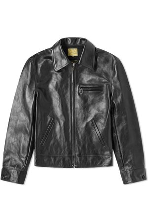 The Real McCoys The Real McCoy's 30s Leather Sports Jacket