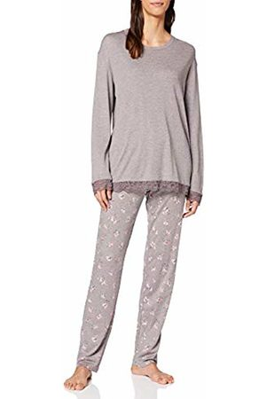 Schiesser Women Pyjamas - Women's Anzug Lang Pyjama Sets
