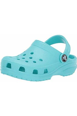 Crocs Unisex Kid's Classic Clog, (Pool 40m)