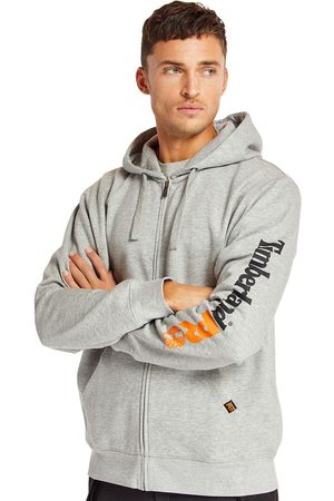 Timberland Men's pro® hood honcho zip sweatshirt , size 3xl