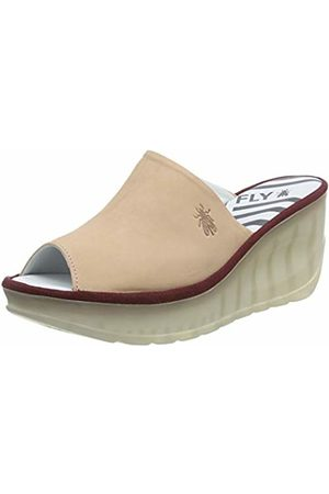 Fly London Women's JAMB864FLY Mules, (Nude 016)