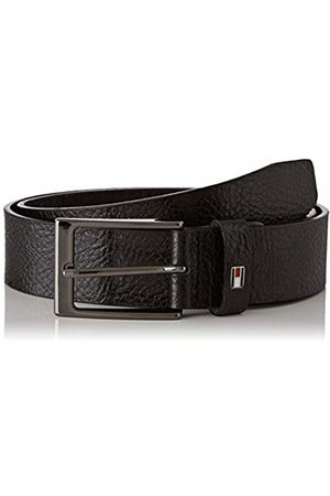 Tommy Hilfiger Men's Layton Pebble Leather 3.5 Belt