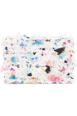 Coohem Purses & Wallets - Knit tweed spring paint cardholder
