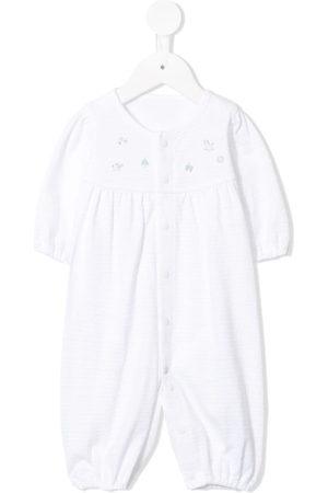 Familiar Embroidered babygrow