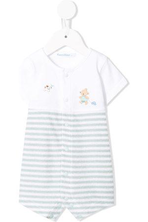 Familiar Sets - Striped babygrow