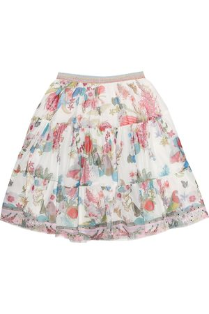 Camilla Kids Printed skirt
